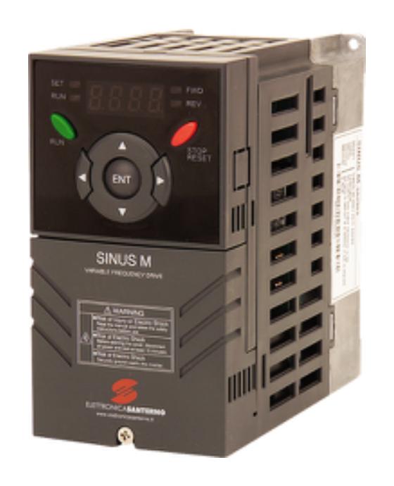 Sinus Micro Drive – 415V 15kW