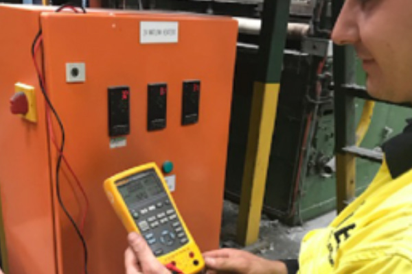 Industrial Electrical Solutions - Plant Maintenance