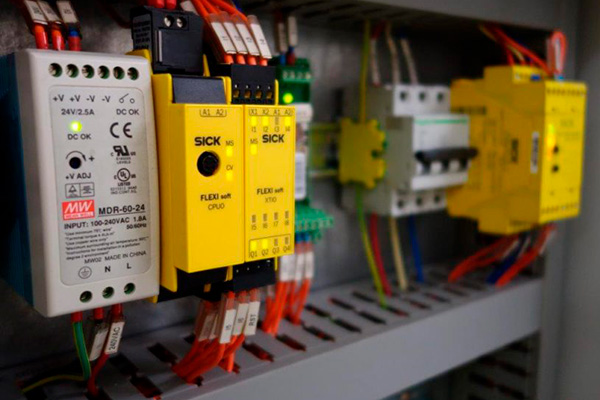 Industrial Electrical Solutions - Safety Systems