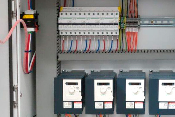 Industrial Electrical Solutions - Control Panels