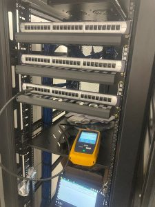 IES Industrial Electrical Services - Data Cable Management